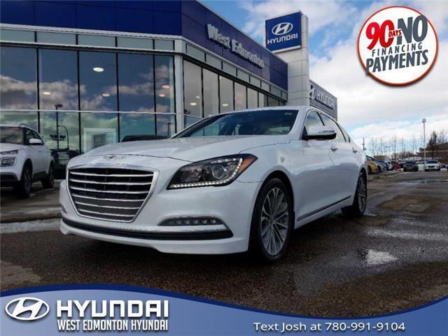 2015 Hyundai Genesis 3.8 (Stk: P1240) in Edmonton - Image 1 of 23