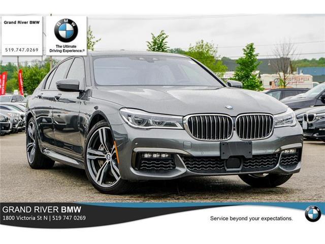 2019 BMW 750i xDrive (Stk: PW5365) in Kitchener - Image 1 of 22
