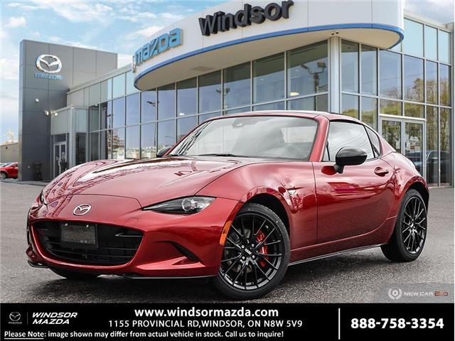 2019 Mazda MX-5 RF GT (Stk: MX6328) in Windsor - Image 1 of 23