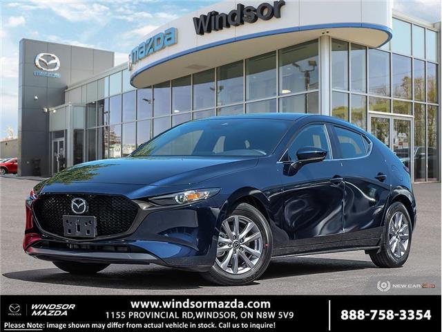 2020 Mazda Mazda3 Sport GS (Stk: M39409) in Windsor - Image 1 of 23