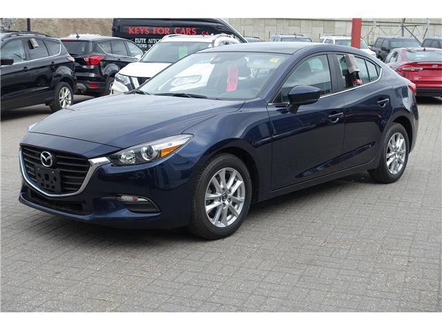 2018 Mazda Mazda3  (Stk: 1918762) in Ottawa - Image 1 of 11