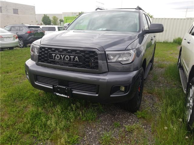 2020 Toyota Sequoia SR5 (Stk: 20-674) in Etobicoke - Image 1 of 11