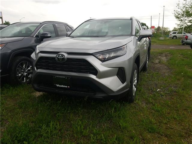 2020 Toyota RAV4 LE (Stk: 20-666) in Etobicoke - Image 1 of 9