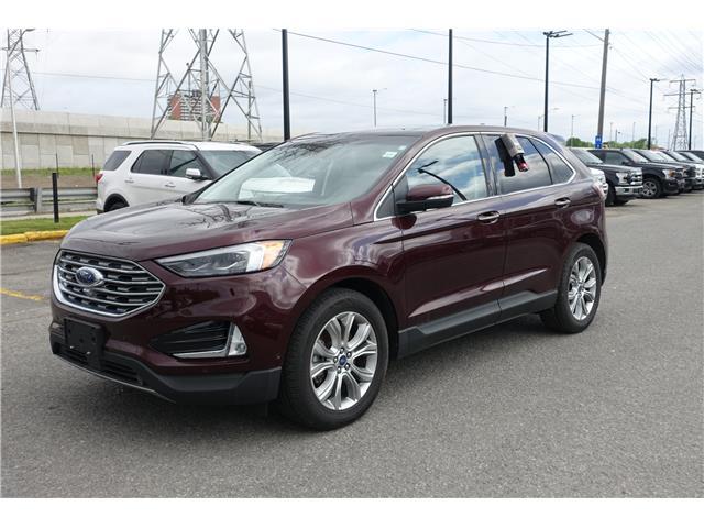 2019 Ford Edge Titanium (Stk: 954530) in Ottawa - Image 1 of 11