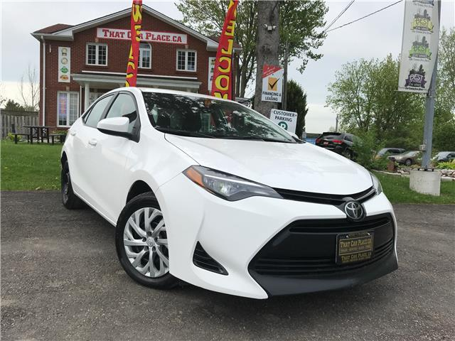 2018 Toyota Corolla LE (Stk: 5606) in London - Image 1 of 26
