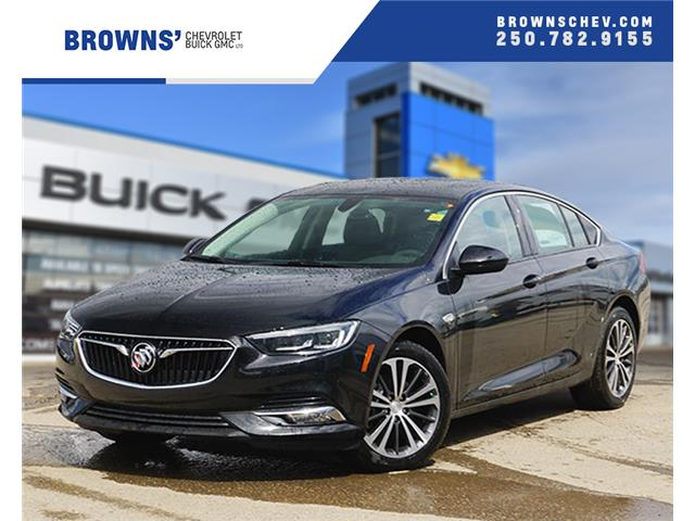 2020 Buick Regal Sportback Essence (Stk: C20-1262) in Dawson Creek - Image 1 of 17