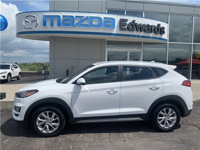 2019 Hyundai Tucson Preferred (Stk: 22226) in Pembroke - Image 1 of 9