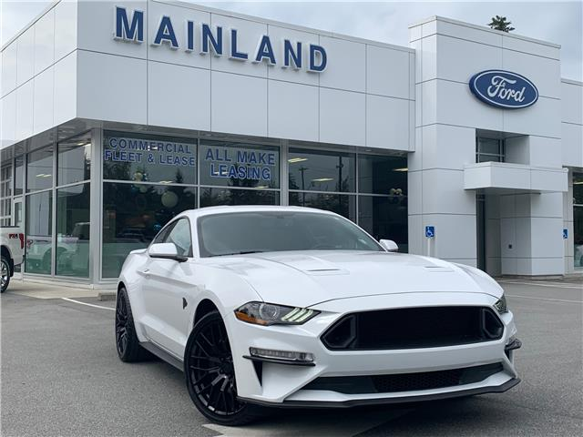 2019 Ford Mustang GT (Stk: P0640A) in Vancouver - Image 1 of 16