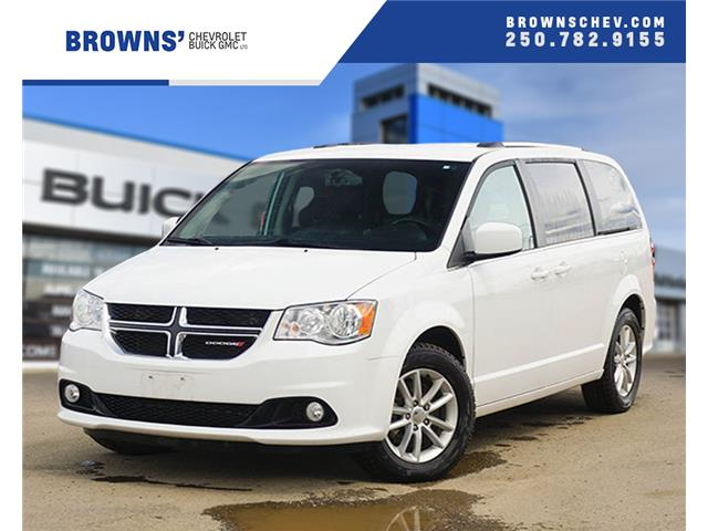 2018 Dodge Grand Caravan CVP/SXT (Stk: T20-1141A) in Dawson Creek - Image 1 of 18