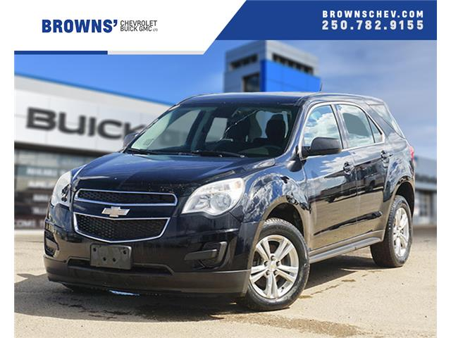 2012 Chevrolet Equinox LS (Stk: T20-1181A) in Dawson Creek - Image 1 of 7