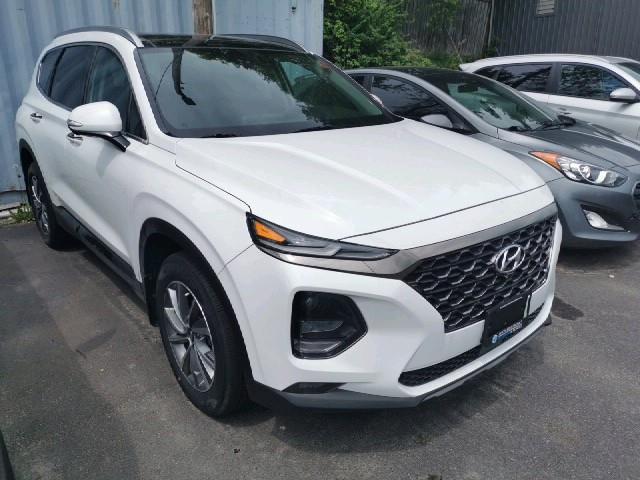 2020 Hyundai Santa Fe Luxury 2.0 (Stk: 120-142) in Huntsville - Image 1 of 9