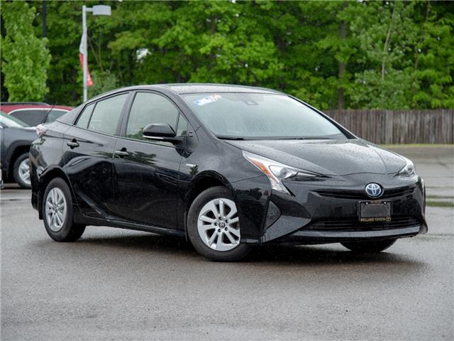 2017 Toyota Prius Base (Stk: 3688) in Welland - Image 1 of 20