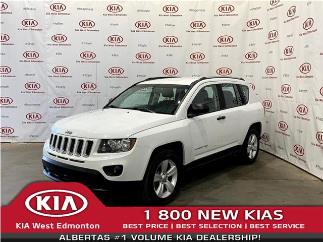 2015 Jeep Compass Sport/North (Stk: 22331A) in Edmonton - Image 1 of 24