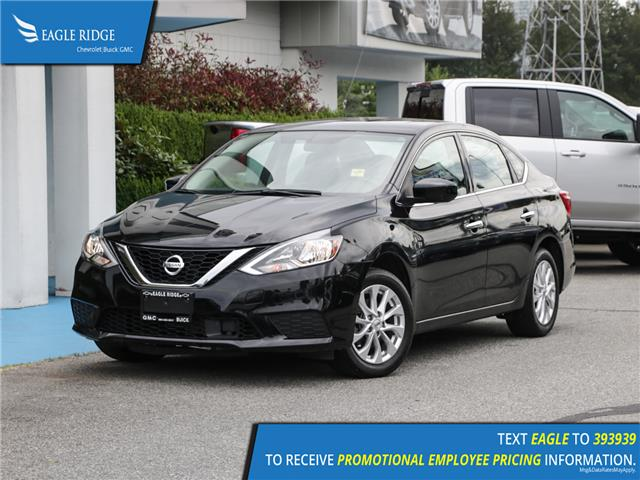 2018 Nissan Sentra 1.8 S (Stk: 180064) in Coquitlam - Image 1 of 17