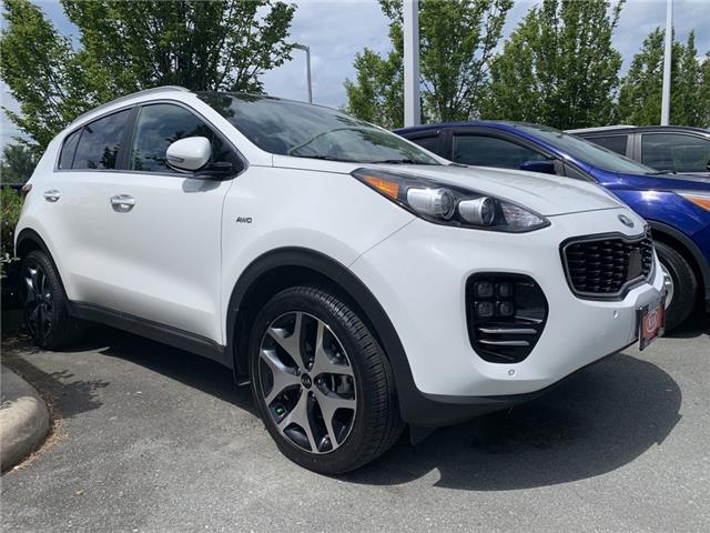 2017 Kia Sportage SX Turbo (Stk: M1605) in Abbotsford - Image 1 of 1