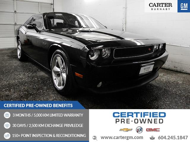 2013 Dodge Challenger R/T (Stk: D3-02483) in Burnaby - Image 1 of 22