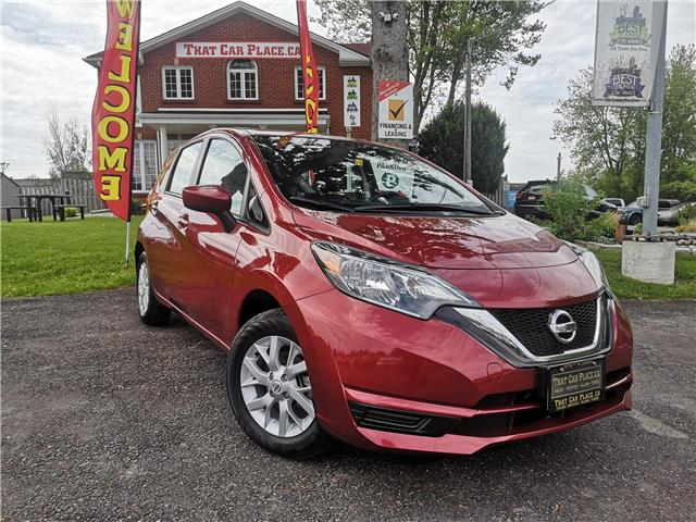 2018 Nissan Versa Note 1.6 SV (Stk: 5598) in London - Image 1 of 25
