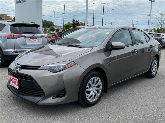 2017 Toyota Corolla LE (Stk: CW055A) in Cobourg - Image 1 of 20