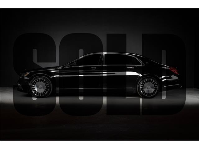 2018 Mercedes-Benz Maybach S 650 Base (Stk: MU2339) in Woodbridge - Image 1 of 23