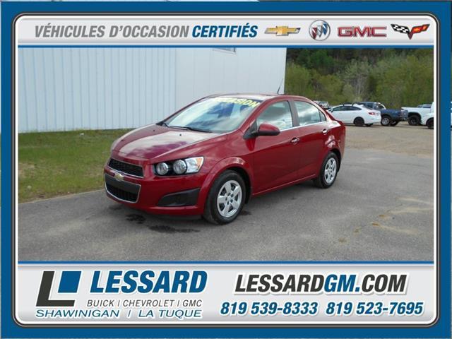 2012 Chevrolet Sonic LT (Stk: L20-033AL) in Shawinigan - Image 1 of 26