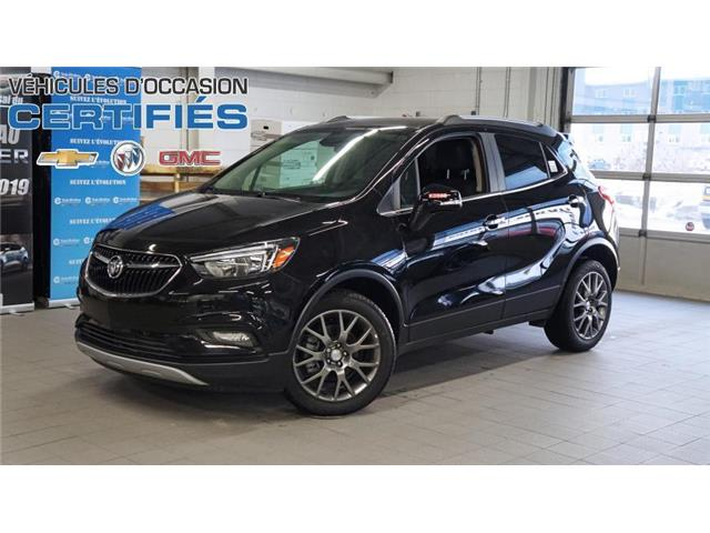 2019 Buick Encore Sport Touring (Stk: K0883X) in Trois-Rivières - Image 1 of 21