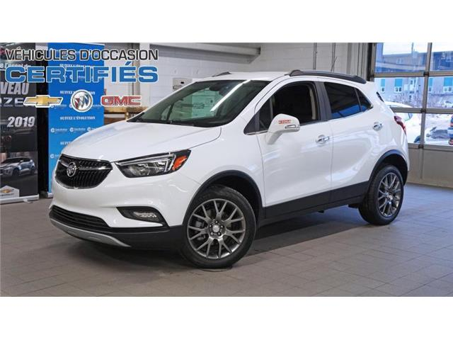 2019 Buick Encore Sport Touring (Stk: K0964X) in Trois-Rivières - Image 1 of 24