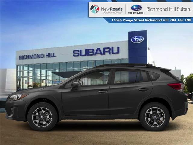 2020 Subaru Crosstrek Convenience w/Eyesight (Stk: 34496) in RICHMOND HILL - Image 1 of 1