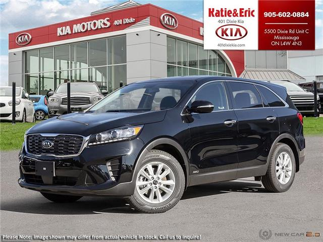 2020 Kia Sorento 3.3L LX+ (Stk: SO20044) in Mississauga - Image 1 of 26