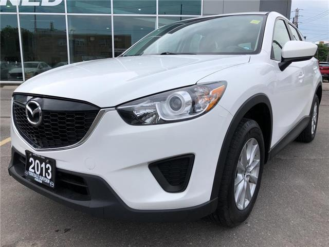 2013 Mazda CX-5 GX (Stk: D-19174A) in Toronto - Image 1 of 24