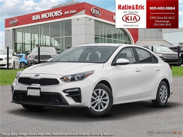 2020 Kia Forte LX (Stk: FO20017) in Mississauga - Image 1 of 25