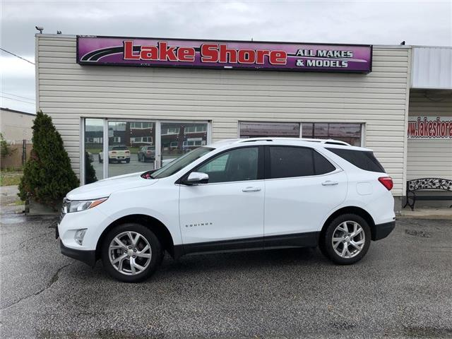 2018 Chevrolet Equinox Premier (Stk: K9156) in Tilbury - Image 1 of 19