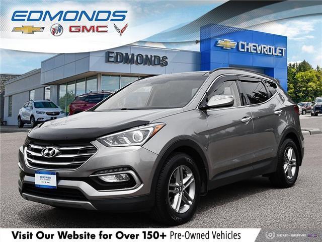 2017 Hyundai Santa Fe Sport 2.4 Luxury (Stk: P9512AA) in Huntsville - Image 1 of 27