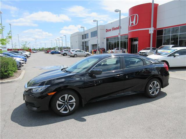 2016 Honda Civic LX (Stk: SS3804) in Ottawa - Image 1 of 1