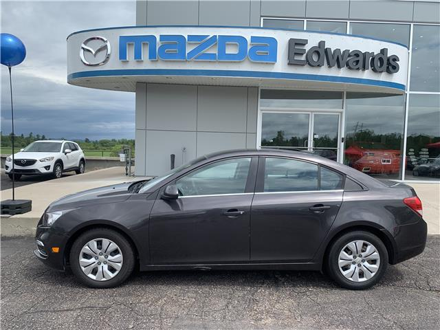2015 Chevrolet Cruze 1LT (Stk: 22193) in Pembroke - Image 1 of 10
