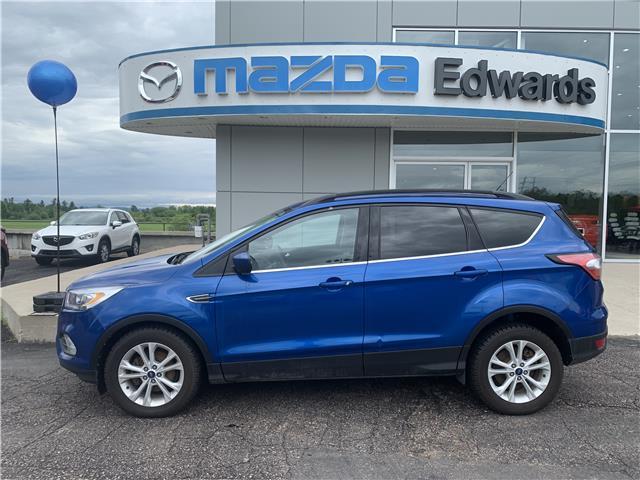 2017 Ford Escape SE (Stk: 22214) in Pembroke - Image 1 of 10