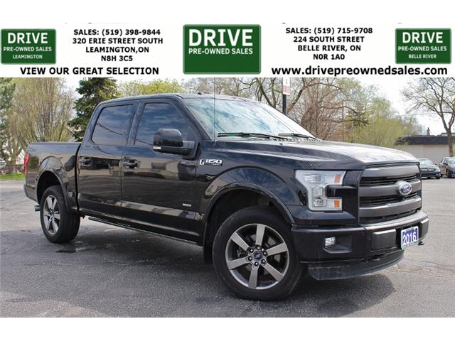 2016 Ford F-150 Lariat 1FTEW1EGXGFC35707 D0268 in Belle River