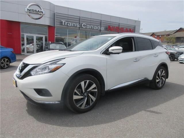 2018 Nissan Murano  (Stk: 91181A) in Peterborough - Image 1 of 24