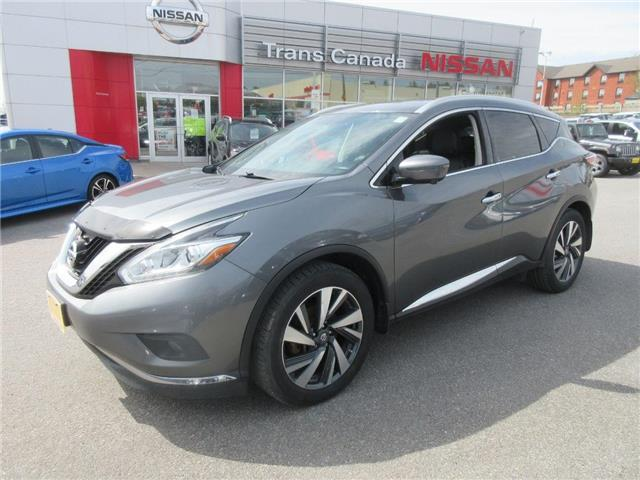 2016 Nissan Murano  (Stk: 90529A) in Peterborough - Image 1 of 22