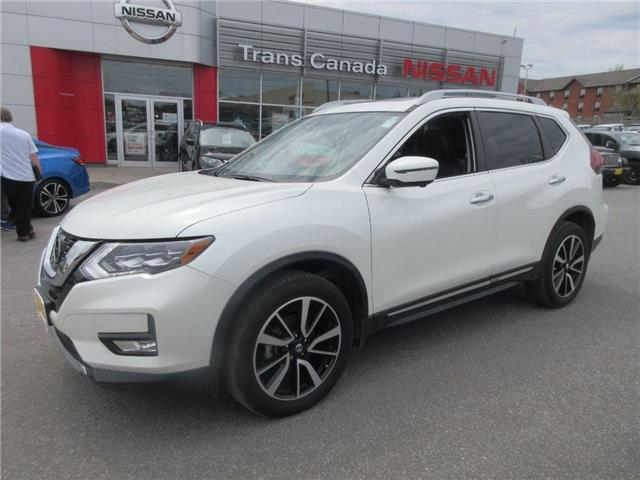 2018 Nissan Rogue  (Stk: 91313A) in Peterborough - Image 1 of 24