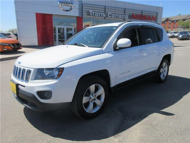 2015 Jeep Compass Sport/North (Stk: 91322A) in Peterborough - Image 1 of 16