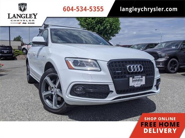 2015 Audi Q5 3.0 TDI Technik (Stk: EE902310A) in Surrey - Image 1 of 25