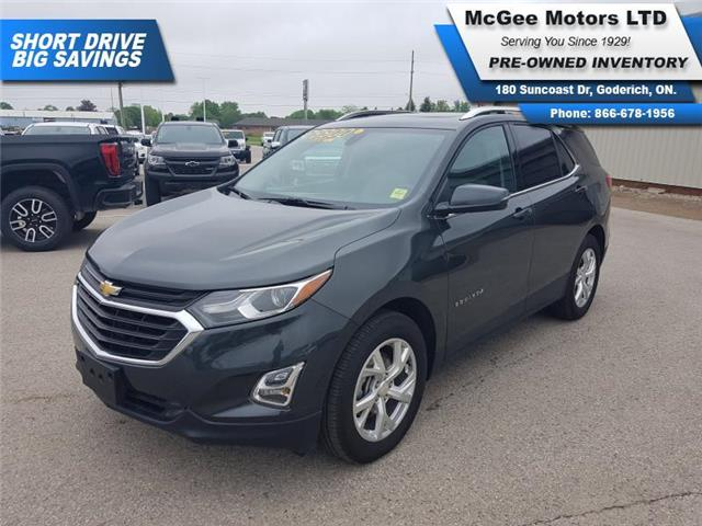 2019 Chevrolet Equinox LT (Stk: 283257) in Goderich - Image 1 of 30