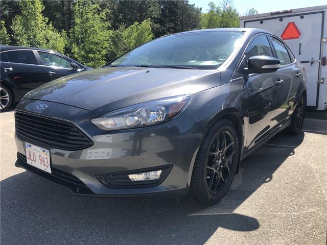 2015 Ford Focus SE (Stk: 19S8A) in Miramichi - Image 1 of 4