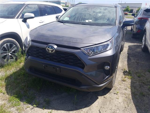 2020 Toyota RAV4 XLE (Stk: 20-535) in Etobicoke - Image 1 of 8