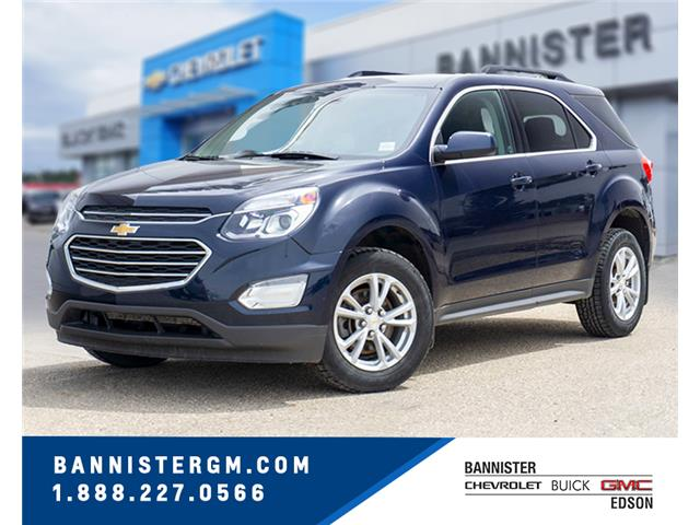 2016 Chevrolet Equinox 1LT (Stk: 20-011A) in Edson - Image 1 of 17