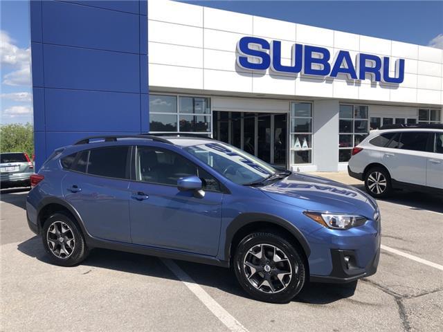 2018 Subaru Crosstrek Touring (Stk: S20265AA) in Newmarket - Image 1 of 18
