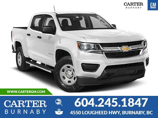 New 2020 Chevrolet Colorado LT  - Burnaby - Carter GM Burnaby