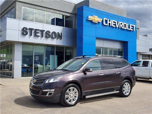 2015 Chevrolet Traverse 1LT (Stk: 20-277A) in Drayton Valley - Image 1 of 16