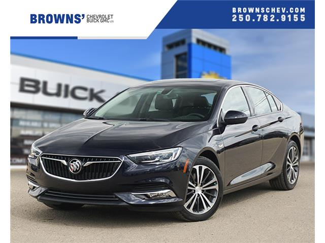 2019 Buick Regal Sportback Essence (Stk: T19-547A) in Dawson Creek - Image 1 of 16