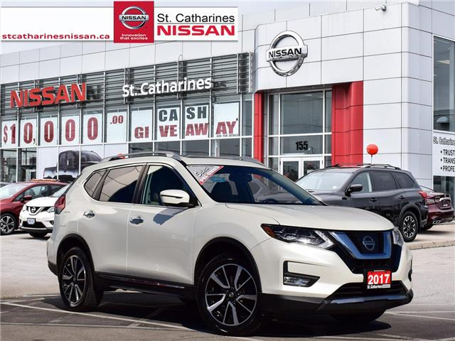 2017 Nissan Rogue  (Stk: P2668) in St. Catharines - Image 1 of 26